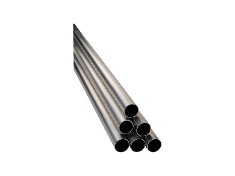 Ronde en Aluminium AlMg 3 tôle 50 x 3 mm unilatérale Foliert 5 Pièce