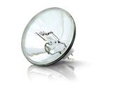 PHILIPS • PAR64 ACL VNSP 28V 250W 3200K 50H VIS-lampes