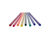Fourreau violet pour tube fluo T8 120 cm-fourreaux
