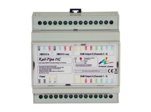 ARTISTIC LICENCE • Driver de LED Tension Constante RailPipe