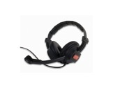 ALTAIR • Casque micro pro 2 oreilles + cable XLR4-intercoms-filaires