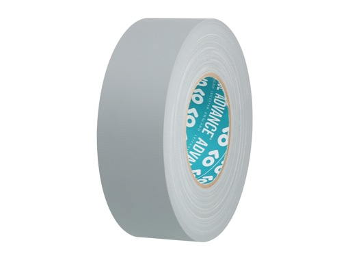 ADVANCE • Gaffer mat gris 50mm x 50m 152636