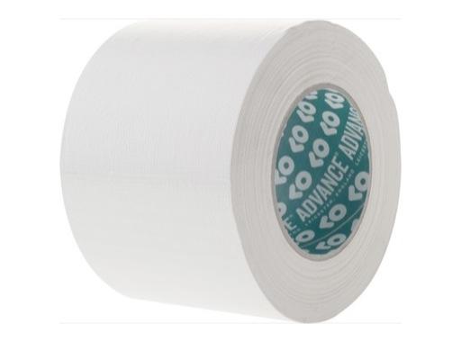 ADVANCE • Gaffer standard blanc 100mm X 50m 161140