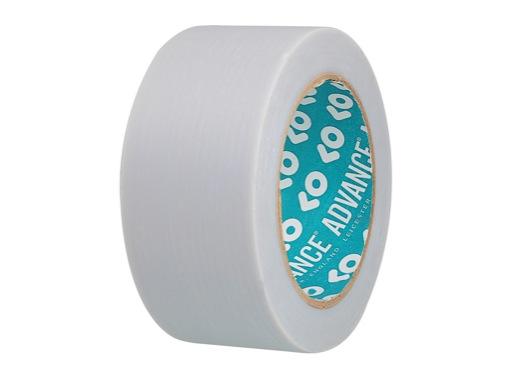 Adhésif PVC transparent mat 50mm x 33m 161294 - ADVANCE