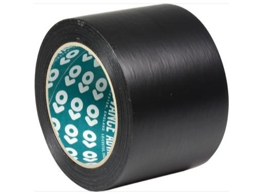 Adhésif PVC AT5 noir adhésif tapis de danse 75mmx33m 161843 - ADVANCE