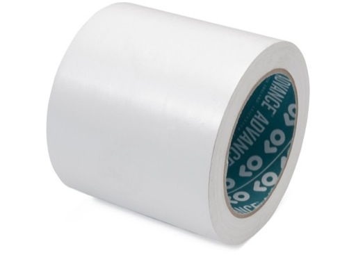 ADVANCE • Adhésif AT7 PVC blanc 100mm X 33m 162161