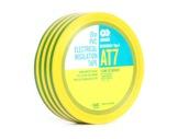 Adhésif AT7 PVC vert/jaune 15mm x 10m 173785 - ADVANCE-adhesifs