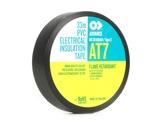 ADVANCE • Adhésif AT7 PVC noir 19mm x 33m 102914