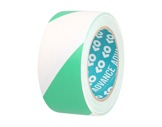 ADVANCE • Adhésif AT8 PVC signalisation vert/blanc 50mm x 33m 162154-consommables