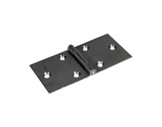 DOUGHTY • Pack de 20 couplets fixes 45 X 90 mm-structure--machinerie