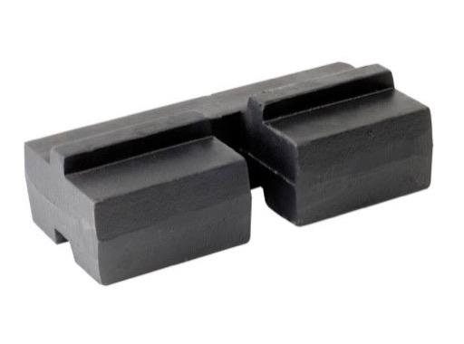 GUEUSE • 5 kg de fonte - Tige centrale