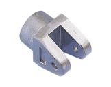 Chape femelle aluminium pour tube Ø 50 épaisseur 2 mm - DOUGHTY-structure-machinerie