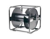 LINK • Enrouleur dimensions exterieures: 440 x 450 x 450mm-cablage
