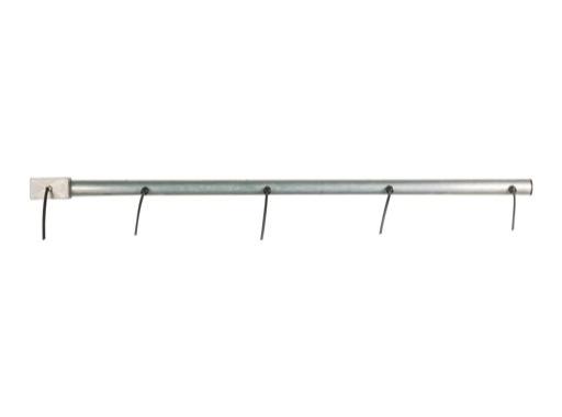 BARRE • Chrome cablée pour 4 ACL (sortie sur P17 16A/120V)