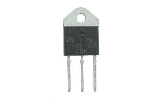 TRIAC • 40 ampères BTA41-700B