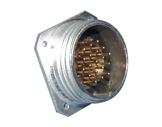 SOCAPEX • Embase mâle sans écrou SLEM319L 10A - 400V-socapex