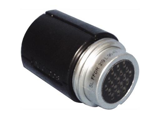 SOCAPEX • Prolongateur femelle sans écrou FFDR319L 10A - 400V