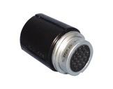 SOCAPEX • Prolongateur femelle sans écrou FFDR319L 10A - 400V-socapex