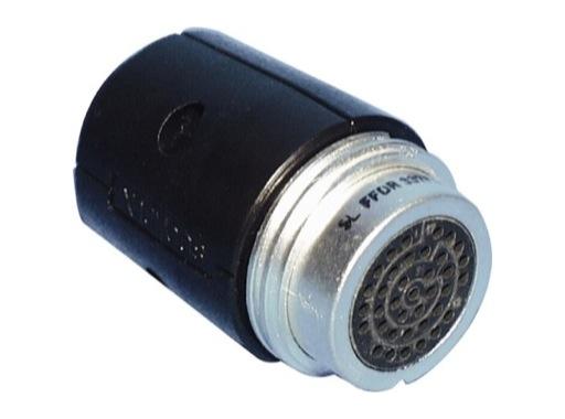 SOCAPEX • Prolongateur femelle sans écrou FFDR337P 7,5A - 175V