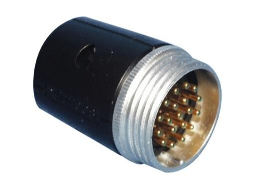 SOCAPEX • Prolongateur mâle sans écrou FMDR419AR 25A - 400V
