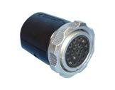 SOCAPEX • Fiche femelle à écrou FFD419AR 25A - 400V-socapex