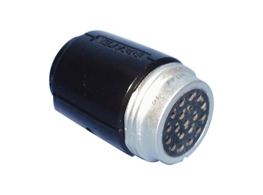 SOCAPEX • Prolongateur femelle sans écrou FFDR419AR 25A - 400V
