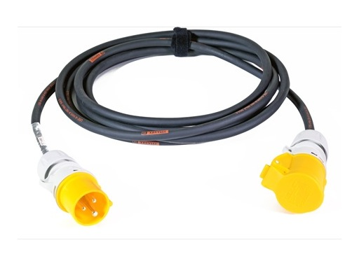 PROLONGATEUR ACL 110V • 25m HO7RNF3G2,5 TITANEX fiches E1001&E1003