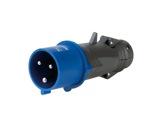LEGRAND • HYPRA Fiche mâle bleu 2P+T 16A 230V IP44