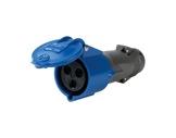 LEGRAND • HYPRA Fiche femelle bleu 2P+T 16A 230V IP44-hypra