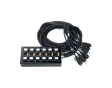 MULTIPAIRE • 15 mètres / 13G2,5 / 6 Circuits/50445=>KILT350-cablage
