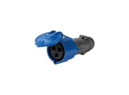 LEGRAND • HYPRA Fiche femelle bleu 2P+T 32A 230V IP44