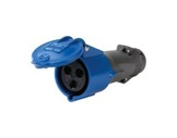 LEGRAND • HYPRA Fiche femelle bleu 2P+T 32A 230V IP44-hypra