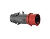 LEGRAND • HYPRA Fiche mâle rouge 3P+N+T 32A 400V IP44