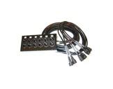 MULTIPAIRE • 20 m/18G2,5/6 Circuits/50445=>KILT350/6 K501-cablage