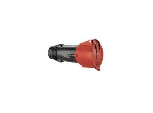 LEGRAND • HYPRA Fiche femelle rouge.3P+N+T 32A 400V IP44