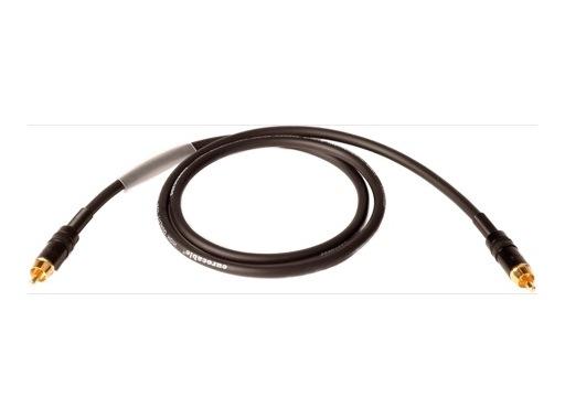 CABLE • Asymétrique 0,60 mètre en RCA/RCA