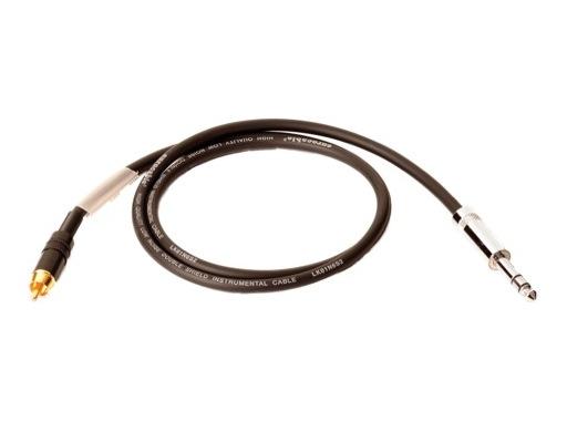 CABLE • Asymétrique 0,45 mètre en RCA/JACK M