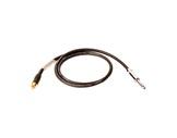 CABLE • Asymétrique 0,45 mètre en RCA/JACK M-cables-asymetriques
