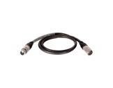 CABLE DMX LINK • 1 mètre 4x0,22mm2 + NC5FXX/NC5MXX