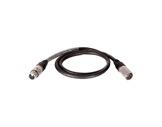 CABLE DMX LINK • 10 mètres 4x0,22mm2 + NC5FXX/NC5MXX-cablage