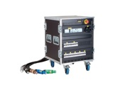 ESL • FLIGHT 250A disj.+diff. = 2 X 125A + 4 X 63A + panneau POWER-LOCK-montes-sup-125-a
