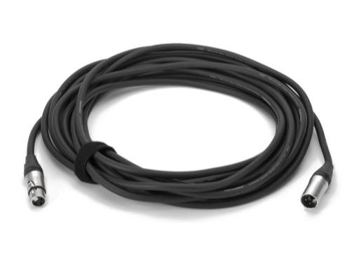 CABLE • HP noir 1m - 2 x 1,5mm2 - NC3MXX et NC3FXX