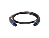 CABLE • HP noir 30 m - 4 x 2,5mm2 - NL4FX et NL4FX-cablage