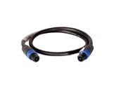 CABLE • HP noir 2,5 m - 8 x 2,5mm2 - NL8FX et NL8FX-cables-haut-parleurs