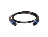 CABLE • HP noir 5 m - 8 x 2,5mm2 - NL8FX et NL8FX-cables-haut-parleurs