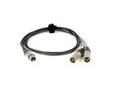 CABLE Y • 1m XLR NC3FXX = 2 XLR NC3MXX (cablage parallèle)-cables-paralleles
