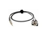 CABLE Y • 1m Jack NP3X = 2 XLR NC3FXX (cablage parallèle)-cables-paralleles
