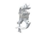 CELL • Collier alu double 360° M10 Ø 32mm CMU 160kg largeur 32mm-colliers