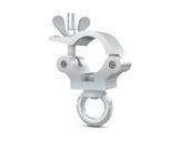 CELL • Collier alu + anneau M12 Ø 48/51mm CMU 340kg largeur 50mm