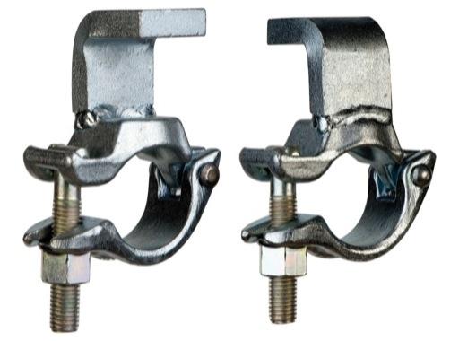 IPN • Jeu de 2 fixations pour IPN avec support 49/50 mm CMU 300kg